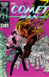 Comet Man (the) (1987) -2- Try to Set the Night On Fire!