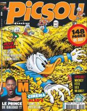 Picsou Magazine -539- Picsou et la cité aux toits d'or !!!