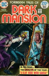 Forbidden Tales of Dark Mansion (1972) -15- Forbidden Tales of Dark Mansion #15