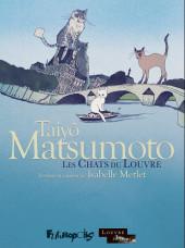 Les chats du Louvre - Tome INT