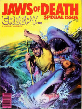 Creepy (Warren) -101- Jaws of Death
