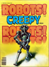 Creepy (Warren) -104- Robots!