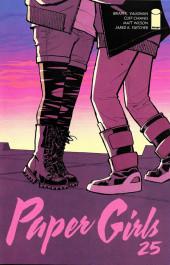 Paper Girls (Image comics - 2015) -25- Paper Girls