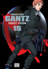 Gantz (Perfect Edition) -15- Tome 15