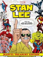 (AUT) Lee, Stan - Stan Lee - Marvel Treasury Edition