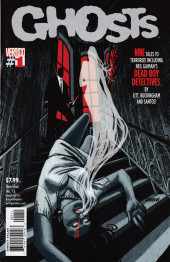 Ghosts (2012) -1- Ghosts #1