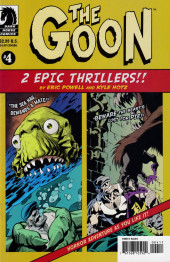Goon (The) (2003) -4- The Sea Hag/ The Abominable Boggy