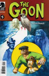 Goon (The) (2003) -5- The Goon #5