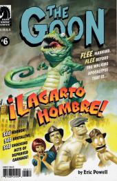 Goon (The) (2003) -6- ¡Lagarto Hombre!