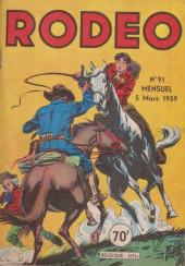 Rodéo -91- Numéro 91