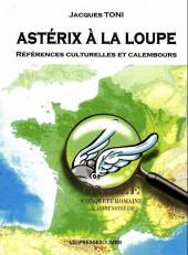 Astérix (Autres) - Astérix à la loupe - Références culturelles et calembours