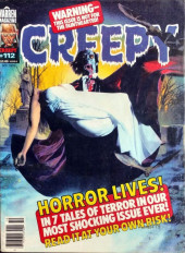 Creepy (Warren) -112- Horror Lives!