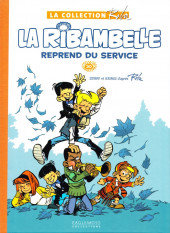 Boule et Bill -15- (Collection Eaglemoss) -3041- La Ribambelle reprend du service