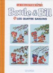 Boule et Bill -15- (Collection Eaglemoss) -3135- Les Quatre Saisons