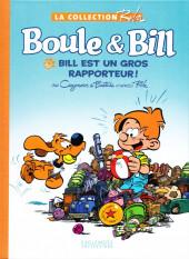 Boule et Bill -15- (Collection Eaglemoss) -3248- Bill est un gros rapporteur !