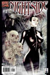 Nightside -1- Ikkyu's Skull part 1: Hostile takeover