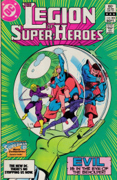 Legion of Super-Heroes (1980) -303- Those Emerald Eyes Are Shining...