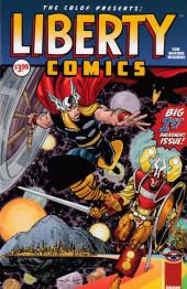 CBLDF Presents (The): Liberty Comics (2008) -1a- The CBLDF Presents: Liberty Comics #1