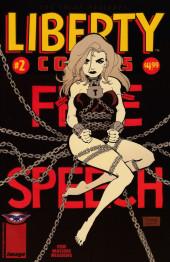 CBLDF Presents (The): Liberty Comics (2008) -2- The CBLDF Presents: Liberty Comics #2
