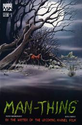 Man-Thing Vol.4 (Marvel comics - 2004) -1-