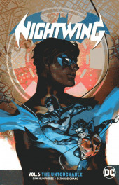 Nightwing (2016) -INT06- the untouchable