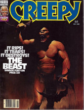 Creepy (Warren) -117- The Beast
