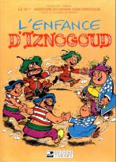 Iznogoud -15b95- L'enfance d'Iznogoud