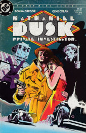 Nathaniel Dusk (1984) -1- Lovers Die at Dusk