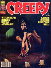 Creepy (1964) -118- Satan's Minions Rise From Hell!