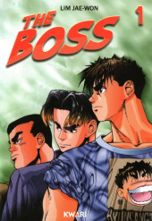 Boss (The) -1- Tome 1