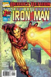 Iron Man Vol.3 (Marvel comics - 1998) -1- Looking forward