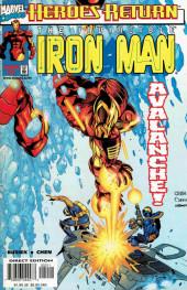 Iron Man Vol.3 (Marvel comics - 1998) -2- Hidden assets
