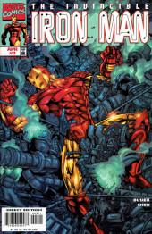 Iron Man Vol.3 (Marvel comics - 1998) -3- The art of the deal