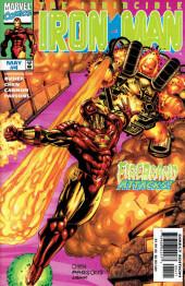 Iron Man Vol.3 (Marvel comics - 1998) -4- Trouble in paradise