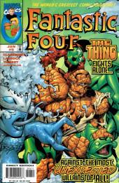 Fantastic Four (1998) -6- April is the cruelest month