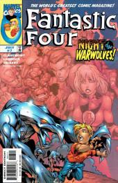 Fantastic Four (1998) -7- Seize the child