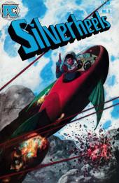 Silverheels (1983) -3- Silverheels #3