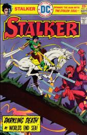 Stalker (1975) -2- Darkling Death at World's End Sea