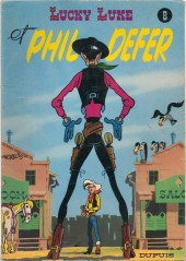 Lucky Luke -8c70- Lucky Luke et Phil Defer