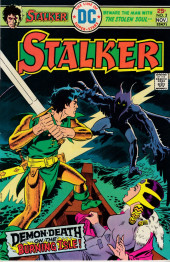 Stalker (1975) -3- The Freezing Flames of the Burning Isle