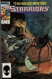 Starriors (1984) -2- Under Fire!