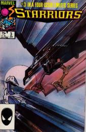 Starriors (1984) -3- Assault!