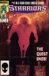 Starriors (1984) -4- Quest's End!
