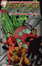 Star Trek: Deep Space Nine (1993) -2- Stowaway Part II