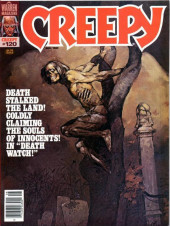 Creepy (Warren) -120- Death Watch!