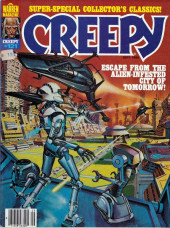 Creepy (Warren) -121- Escape From the Alien-Infested City of Tomorrow!