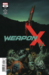 Weapon X (2017) -24- Weapon X-Force: Part Three