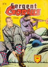 Sergent Gorille -5- Les chaussettes d'un commando