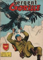 Sergent Gorille -52- Gorille et le professeur