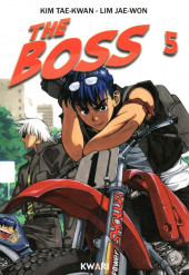 Boss (The) -5- Tome 5